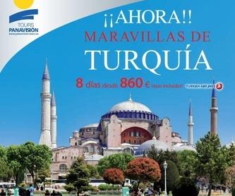 Circuitos culturales por Galicia: Ofertas de Viajes Global Sur