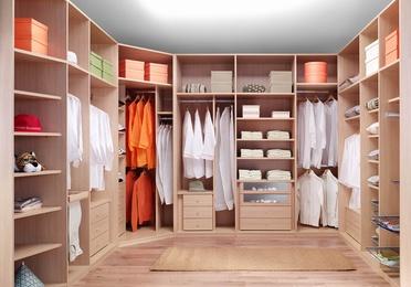 Interiores de armarios