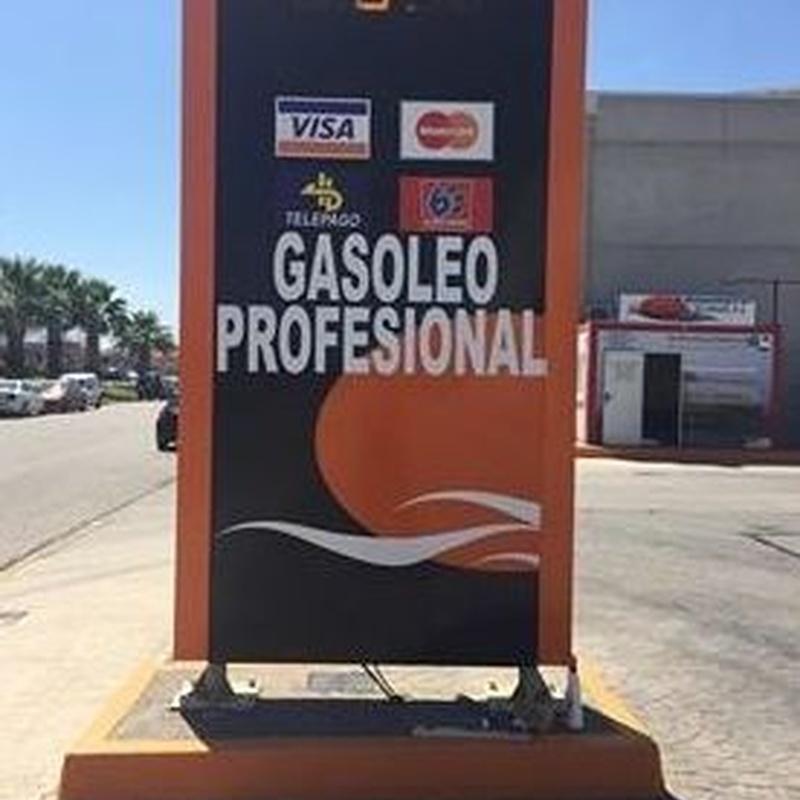 GASOLEO PROFESIONAL: Servicios de Gasóleos L'Eliana,S.L.