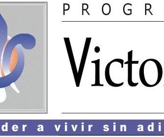 Objetivo: Libertad. Hoja de ruta para salir del laberinto del alcohol: Tratamientos de Programa Victoria
