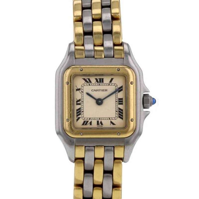 Compraventa relojes Cartier