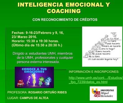 Inteligencia Emocional y Coaching