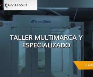 Galería de Talleres de chapa y pintura en Alaró | Taller Joan