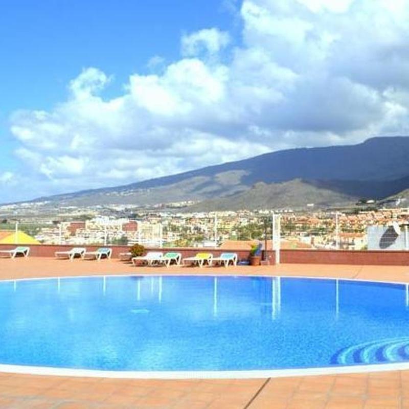 Apartamento de 2 dormitorios en complejo residencial Villas Canarias: Compra y venta de inmuebles de Tenerife Investment Properties