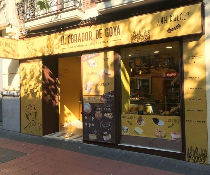 Obrador de Goya de Delicias