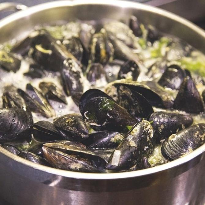 La cocción, punto clave para cocinar bien el marisco