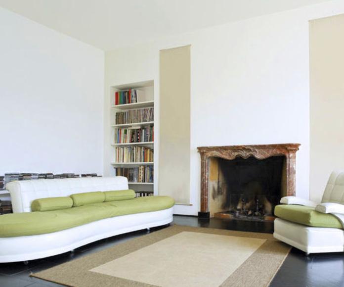 Interior pintado con Biolux