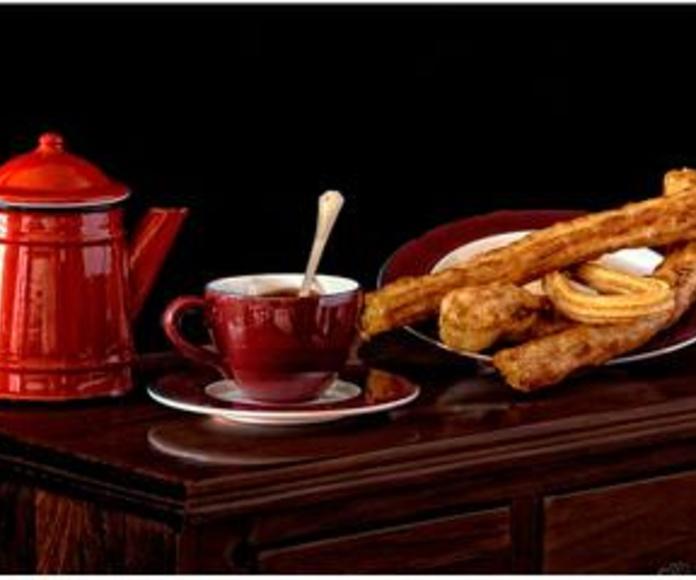 Servicio a Hostelería: Catálogo de Chocolatería Milagros, S.L.