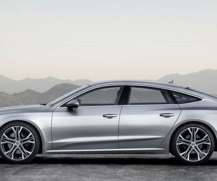 La segunda generación del A7 Sportback llegará a España en el mes de marzo