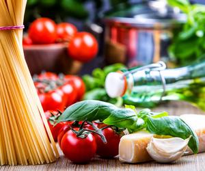 Distribución de productos de alimentación italianos