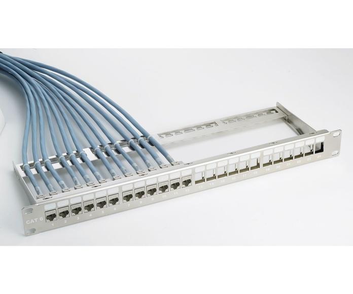 Cableado estructural: Productos y servicios de Suministros Eléctricos Global Light