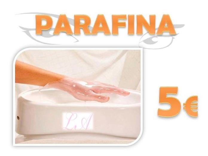 Parafina 5€: Estética y Peluquería de Centro de Estética y Peluquería LA Lucía Alvarado
