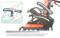 Silla de ruedas basculante plegable Vip: Productos de Farmacia / Ortopèdia Diagonal Mar