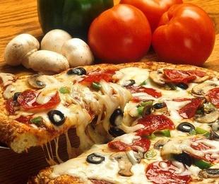 Los ingredientes más utilizados en las pizzas
