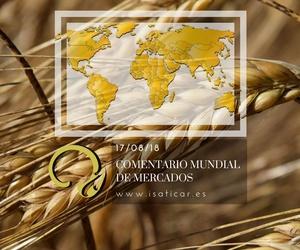 Informe internacional de mercados 17.08.18