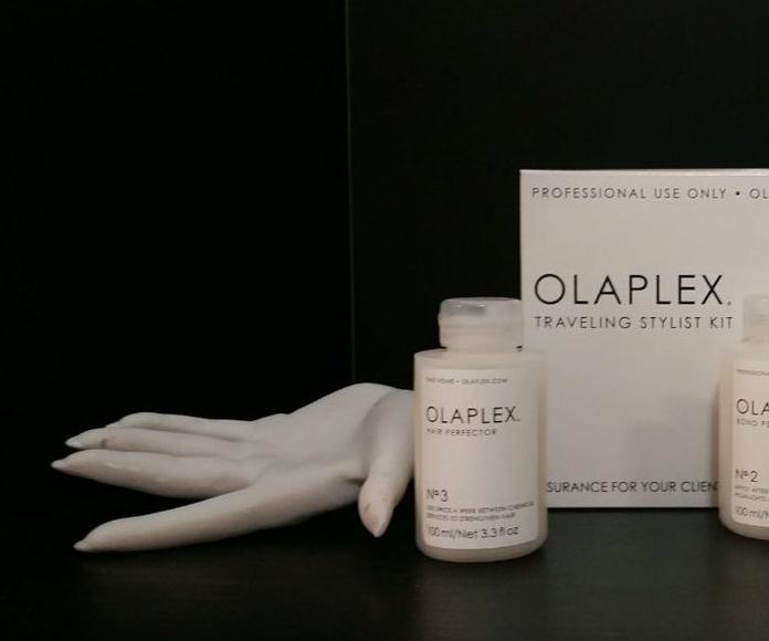 Tratamiento completo de Olaplex en 3 pasos: Estilismo y tratamientos de GUILLERMO PEREZ ESTILISTAS
