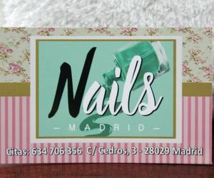 Galería de Manicura y pedicura en  | Nails Madrid