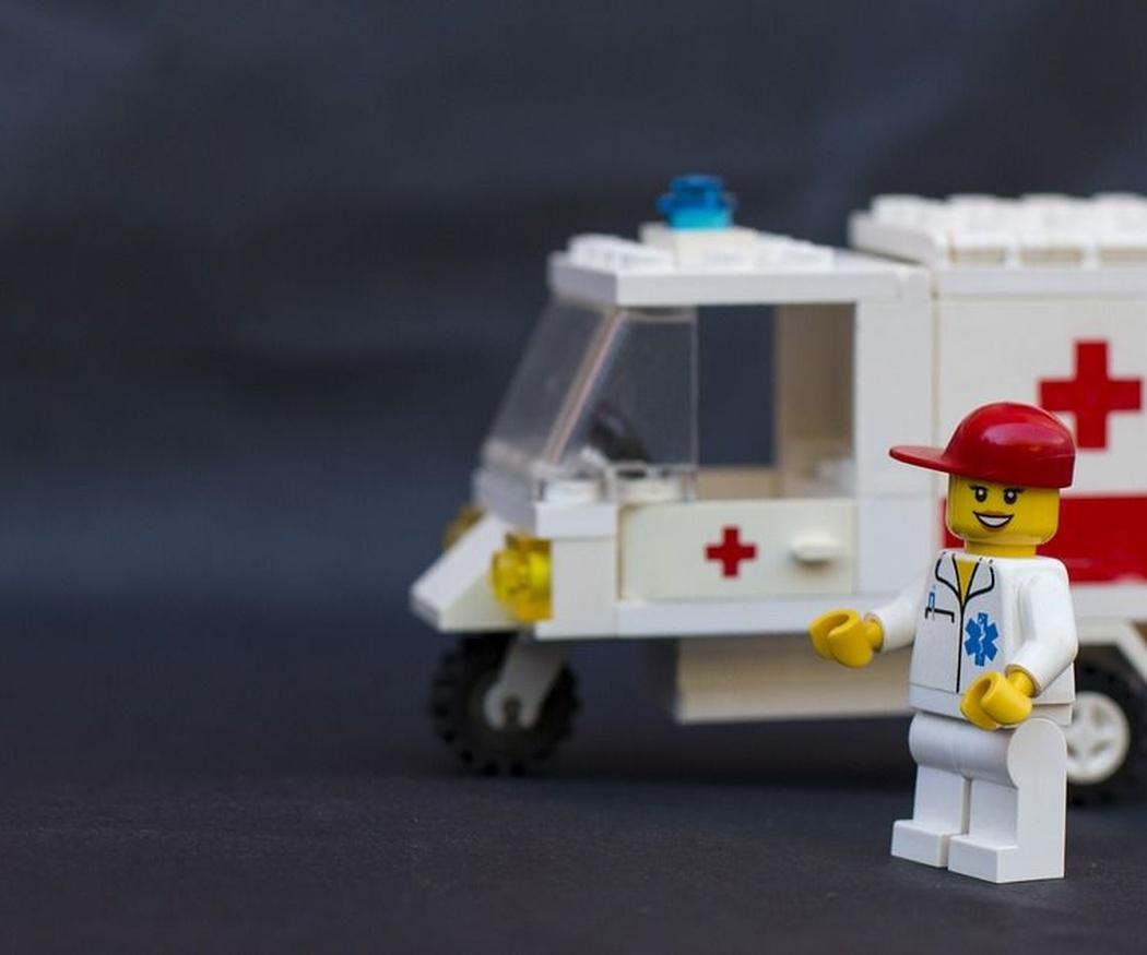 Una ambulancia puede salvarte la vida