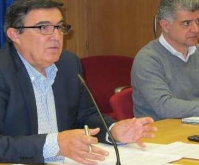 Delegado de Educación, Vicente Zarza