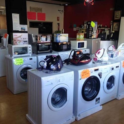 La Tara'ra, gran exposición de electrodomésticos en Torrent