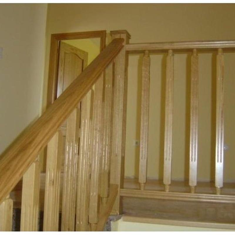 Escaleras: Servicios de Carpintería Kayde