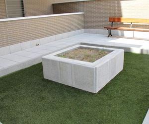 Zócalos prefabricados con distintos materiales en Madrid