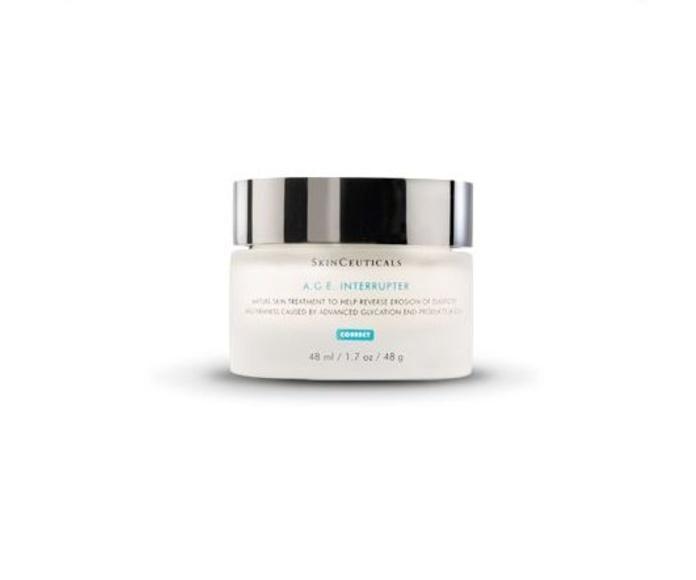 Crema Antiedad A.G.E Interrupter de Skinceuticals para pieles maduras