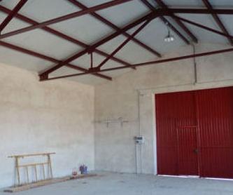 Albañilería - fontanería - Electricidad - Pintura - cerrajería: Servicios de Domingo Trigos Contratas y Construcciones, S. L.