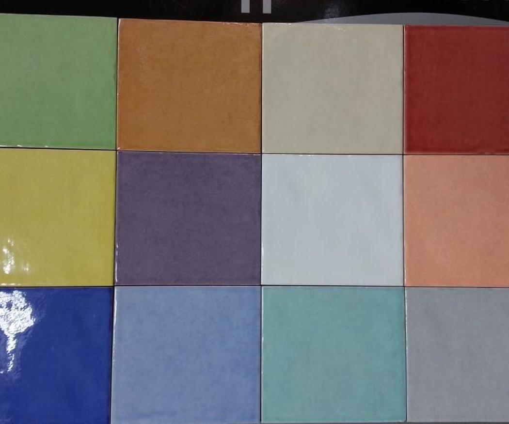 Breve historia de los azulejos