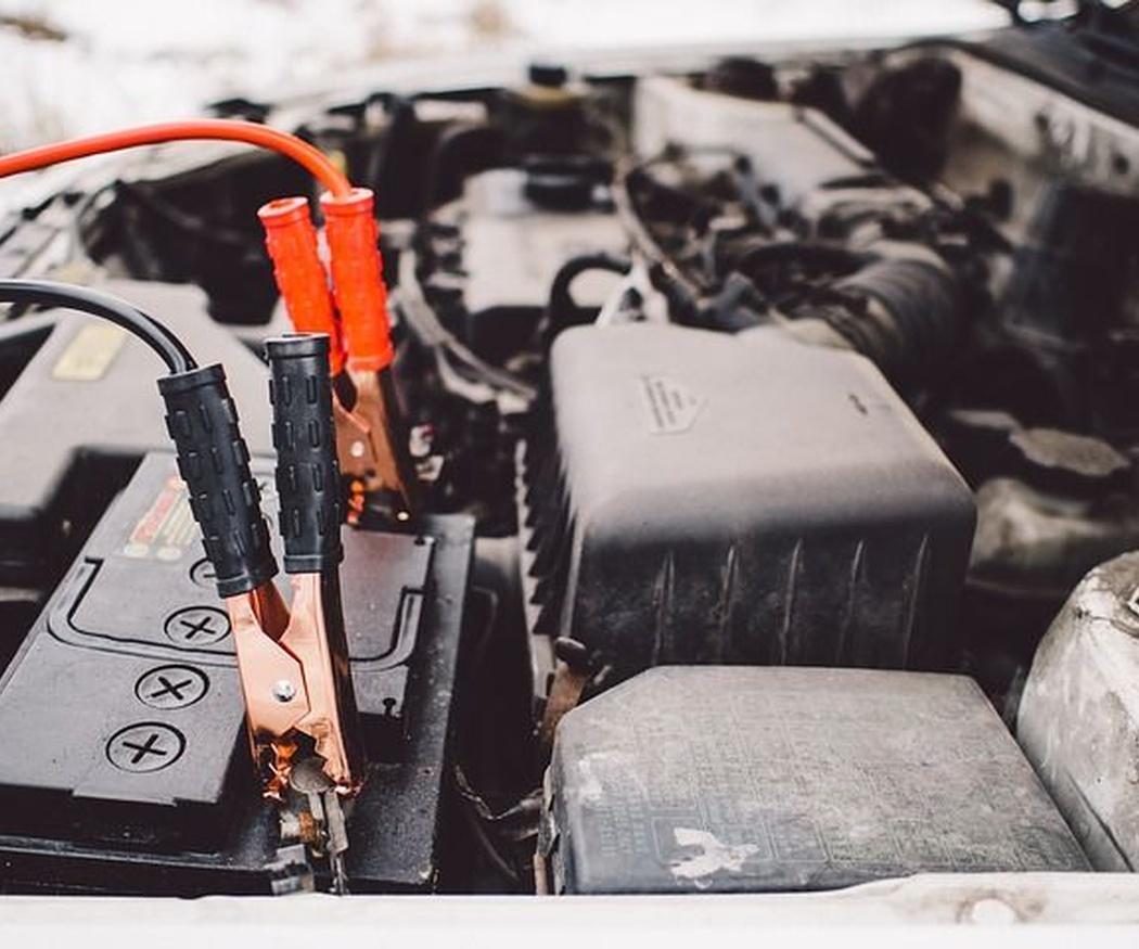 La batería del automóvil
