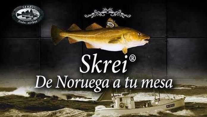 Skrei-De Noruega a tu Mesa