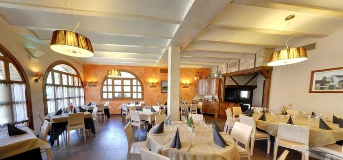 restaurante en Torla