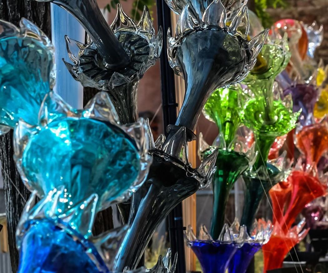 El arte del cristal de Murano