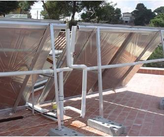 Climatización de Piscinas: Servicios de Fontanería Tavio