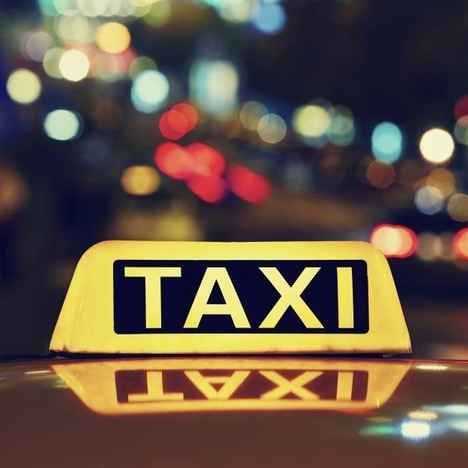 Llega antes por el carril VAO gracias al taxi