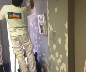 Preparación de trabajos de pintura