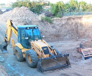Empresa de obras públicas en Cáceres