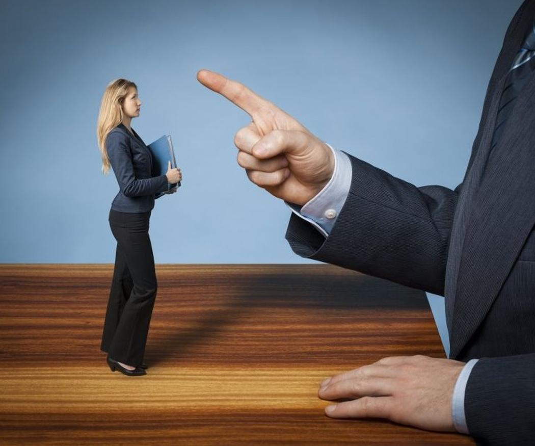 El acoso laboral puede terminar en despido improcedente