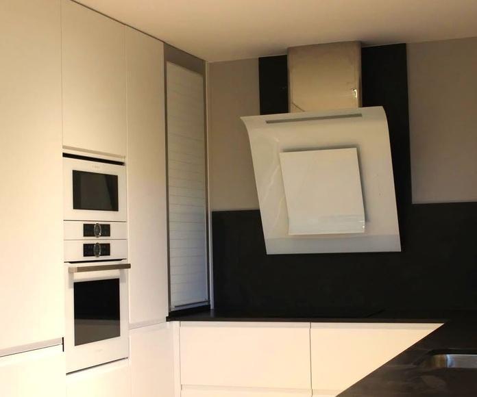 Muebles de cocina a medida en Bilbao