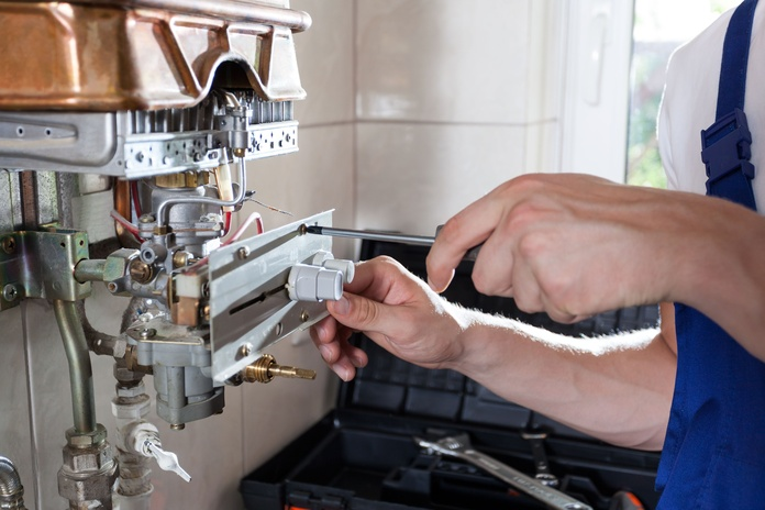 Instalación de calderas: Servicios de Fontalena