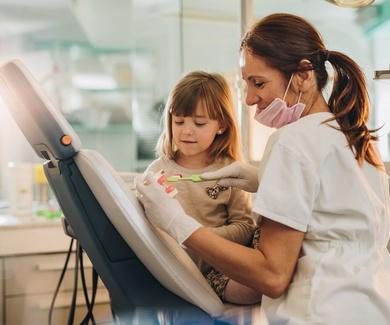 El Dentista Amateur: Juego de Dentistas aficionados para niñas y niños
