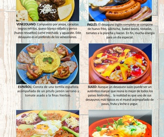 Pastas: Carta de Restaurante Pal-buche
