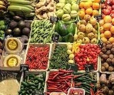 Frutas y verduras para mantener una dieta sin subir de peso