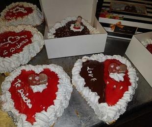 Tenemos las mejores tartas de San Valentín