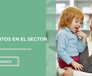 Ortopedia, Farmacias en Mataró | Farmàcia Ortopédia Roca Albero