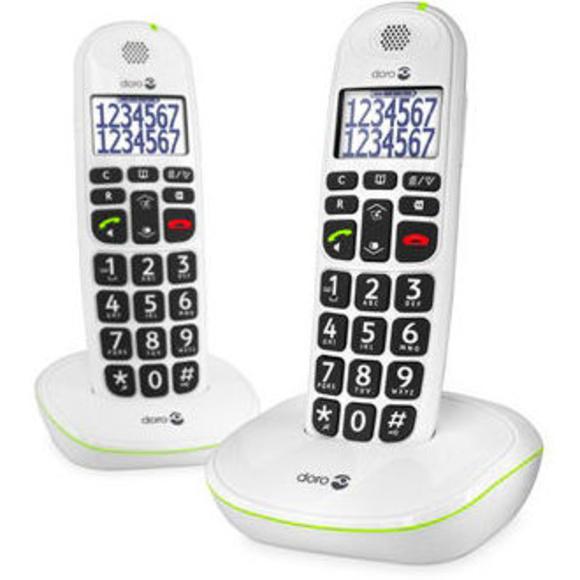 Teléfono inalámbrico DUO para mayores Asturias