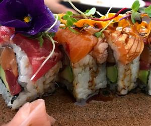Sushi innovador en Barcelona