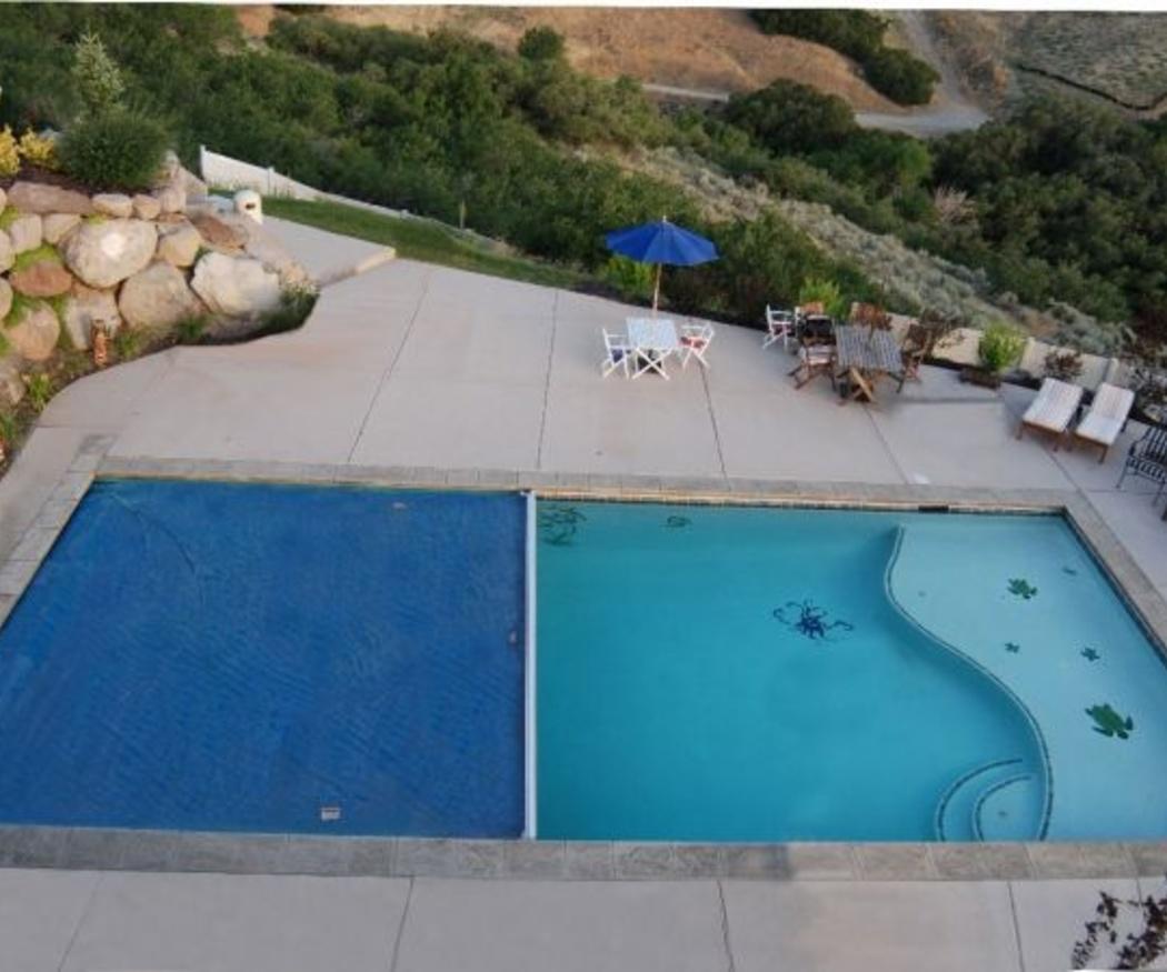 Por qué usar liner para impermeabilizar la piscina