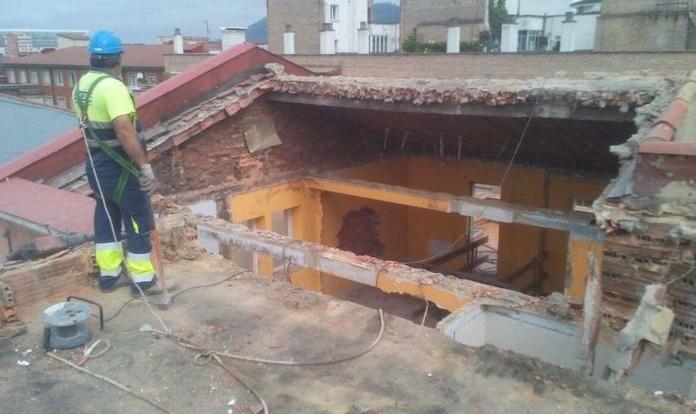 Demoliciones: Servicios de Exconar Excavaciones y Contratas del Narcea S.L.