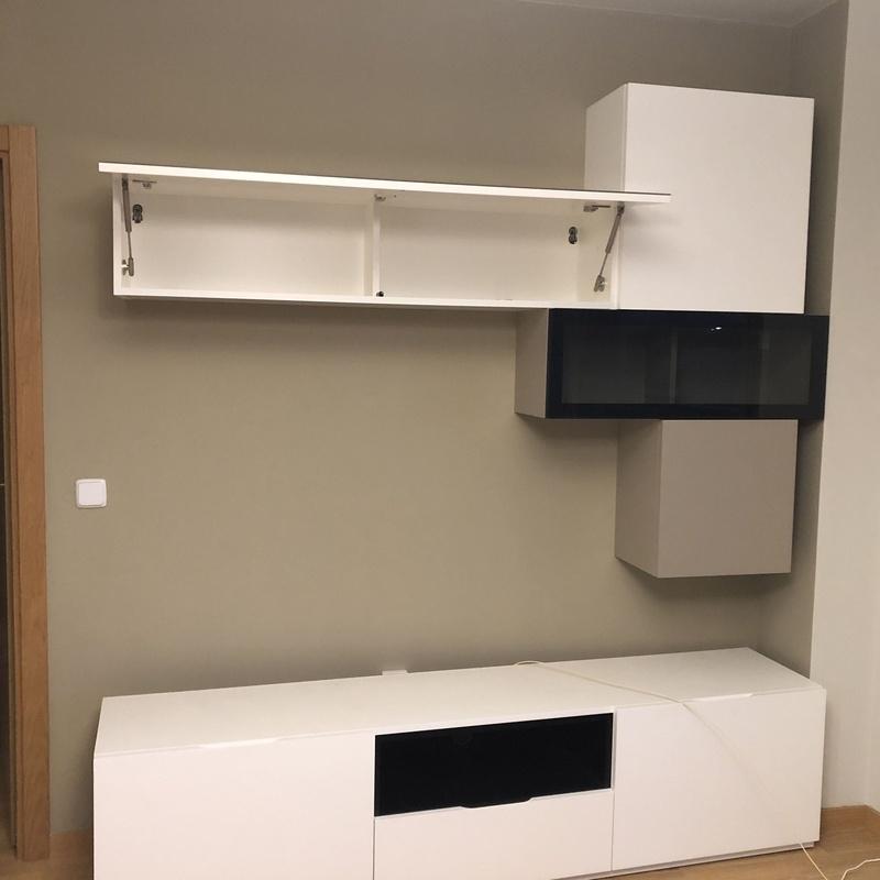 Montajes de muebles: Servicios de Alba Moving Mudanzas y Guardamuebles